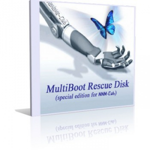 MultiBoot Rescue Disk (9 сентября 2009/специальная редакция) [Ru/En]