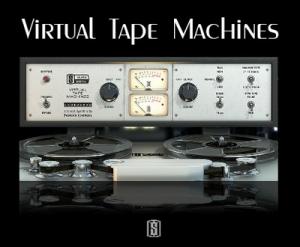 Slate Digital - Virtual Tape Machines 1.1.11.1 VST, VST3, AAX (x86/x64) RePack by AudioUTOPiA [En]