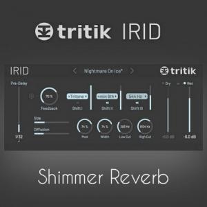 Tritik - Irid 1.0.0 VST, VST3, AAX (x64) [En]