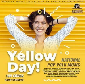 VA - Yellow Day: Pop Folk Music