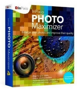 InPixio Photo Maximizer Pro 5.11.7612 RePack (& Portable) by TryRooM [Ru/En]
