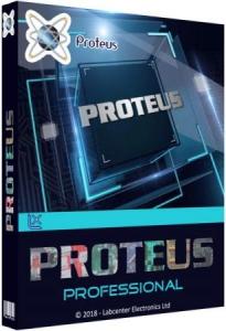 Proteus Professional v8.10 SP3 Build 29560 Pre-Cracked by CracksHash [En]