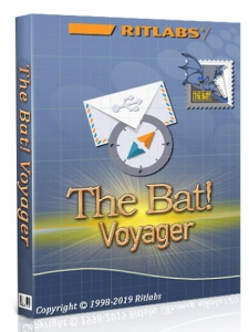 The Bat! Voyager Pro 9.2.4 Portable by elchupacabra [Multi/Ru]
