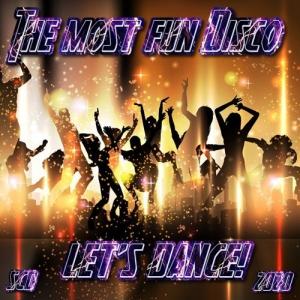 VA - The most fun Disco, let's dance! (5CD)