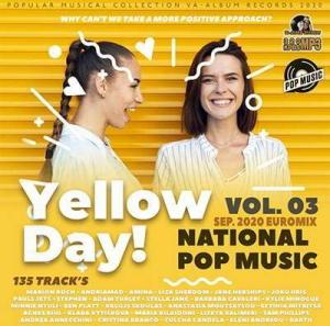 VA - Yellow Day: National Pop Music (Vol.03)