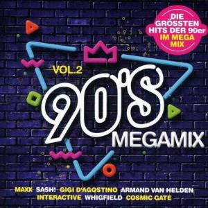 VA - 90s Megamix Vol.2: Die Grossten Hits Der 90er