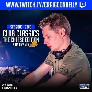 Craig Connelly - Club Classics Mix (2020-10-24)