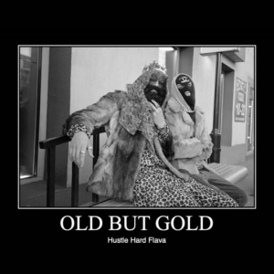 Big Russian Boss, Young P&H - OLD BUT GOLD