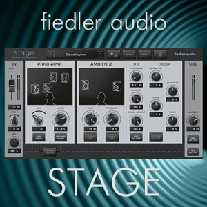Fiedler Audio - Stage 1.1.0 VST, AAX (x64) [En]