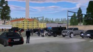 GTA / Grand Theft Auto: Криминальная Россия RP
