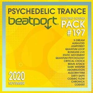 VA - Beatport Psy Trance: Electro Sound Pack #197