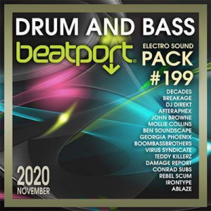 VA - Beatport Drum And Bass: Electro Sound Pack #199