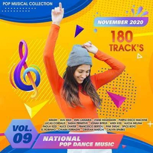 VA - National Pop Dance Music Vol.09