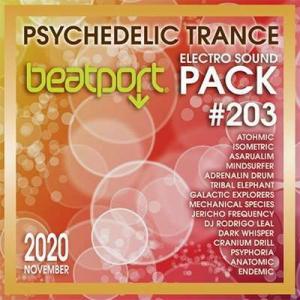 VA - Beatport Psy Trance: Electro Sound Pack #203.1