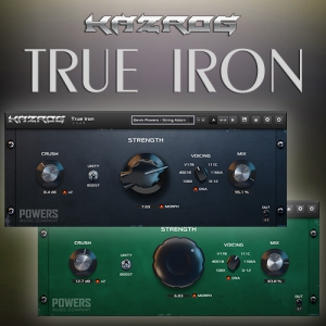 Kazrog - True Iron 1.2.9 VST, VST3, AAX (x64) Retail [En]