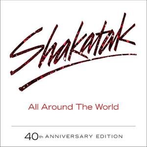 Shakatak - All Around The World - 40th Anniversary Edition