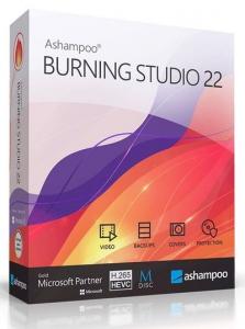 Ashampoo Burning Studio 22.0.7 RePack (& Portable) by TryRooM [Multi/Ru]