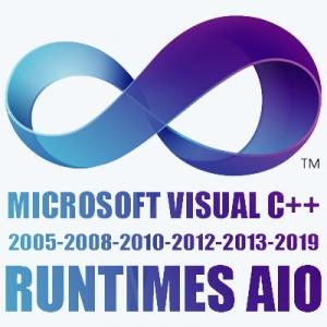 Microsoft Visual C++ 14.28.29617 Runtimes AIO (x86-x64) Repack by @burfade [Multi/Ru]