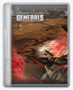 Command & Conquer Generals Zero Hour: Project Raptor War Commanders