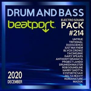 VA - Beatport Drum And Bass: Electro Sound Pack #214