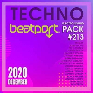 VA - Beatport Techno: Electro Sound Pack #21