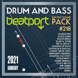 VA - Beatport D&B: Electro Sound Pack #218