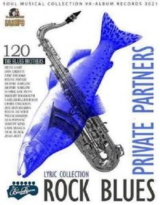 VA - Private Partners: Rock Blues Lyric Collection