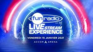 David Guetta - Live @ Fun Radio Livestream Experience
