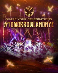 VA -Live @ Tomorrowland NYE Edition