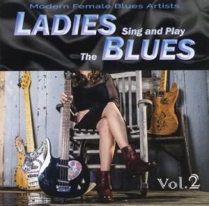 VA - Ladies Sing & Play The Blues Vol.2