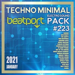 VA - Beatport Techno: Electro Sound Pack #223