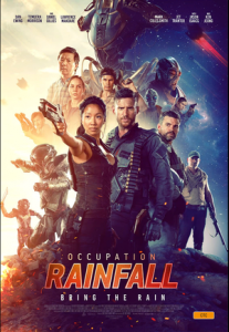 Оккупация: миссия «Дождь»