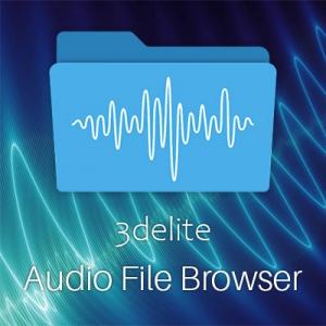 3delite Audio File Browser 1.0.8.46 [En]