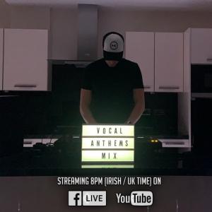 Bryan Kearney - Vocal Anthems Mix (2021-02-05)