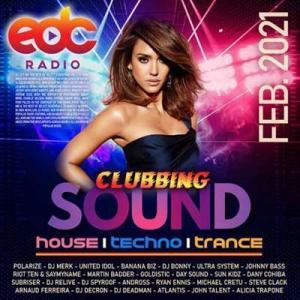 VA - EDC Radio Clubbing Sound