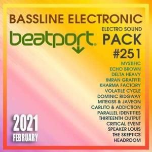 VA - Beatport Bassline: Electro Sound Pack #251