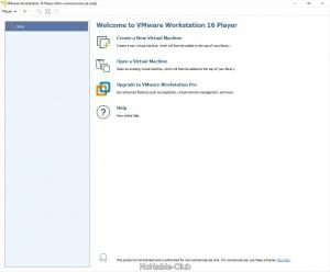 VMware Workstation Player 16.2.0 build 18760230 Free [En]