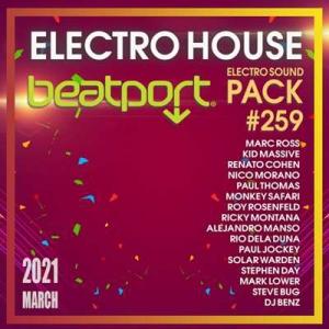 VA - Beatport Electro House: Sound Pack #259