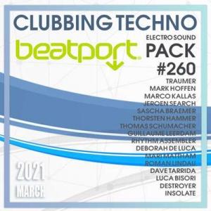 VA - Beatport Clubbing Techno: Electro Sound Pack #260
