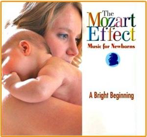 VA - Эффект Моцарта - Музыка для новорожденных (от рождения до 9 месяцев)