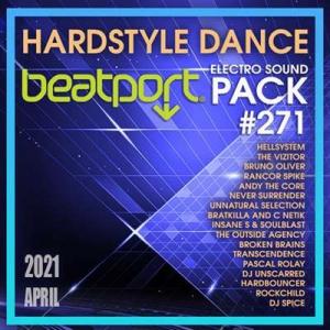 VA - Beatport Hardstyle Dance: Electro Sound Pack #271