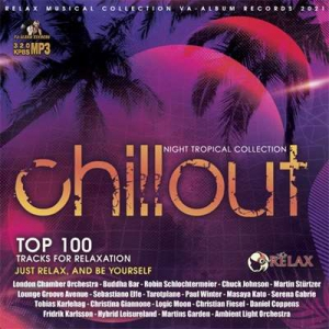 VA - Night Tropical Collection: Chillout Music