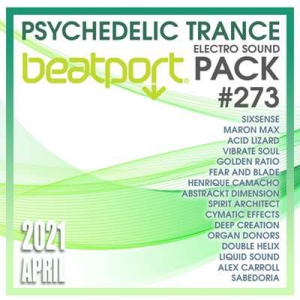 VA - Beatport Psy Trance: Sound Pack #273