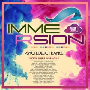 VA - Immersion: Psy Trance