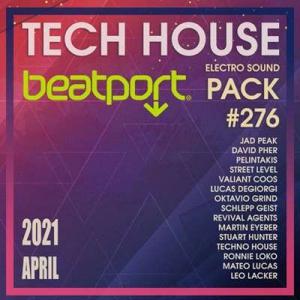 VA - Beatport Tech House: Sound Pack #276