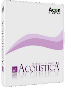 Acon Digital Acoustica Premium 7.3.1 (x64) [Ru/En]