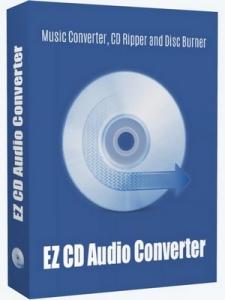 EZ CD Audio Converter 9.3.1.1 (x64) Portable by conservator [Multi/Ru]