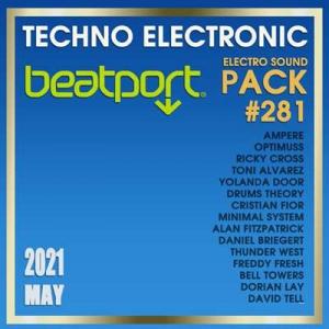 VA - Beatport Techno Electronic: Sound Pack #281