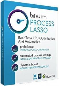 Process Lasso Pro 10.3.0.50 RePack (& Portable) by TryRooM [Ru/En]
