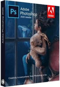 Adobe Photoshop 2020 21.2.12.215 (Win7) RePack by KpoJIuK [Multi/Ru]